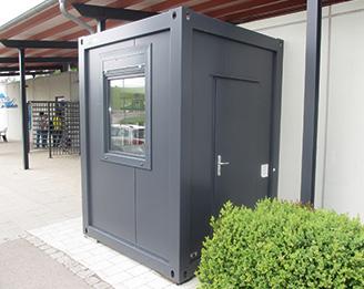 container pf rtnerhaus kassenhaus mieten kaufen stuttgart. Black Bedroom Furniture Sets. Home Design Ideas